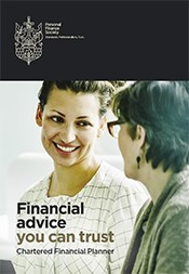 Financial advice you can trust CFP cover